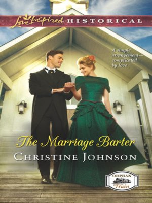cover image of The Marriage Barter