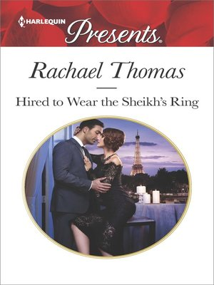 cover image of Hired to Wear the Sheikh's Ring