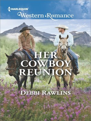 cover image of Her Cowboy Reunion