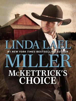 cover image of McKettrick's Choice