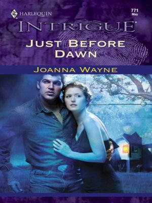 cover image of Just Before Dawn