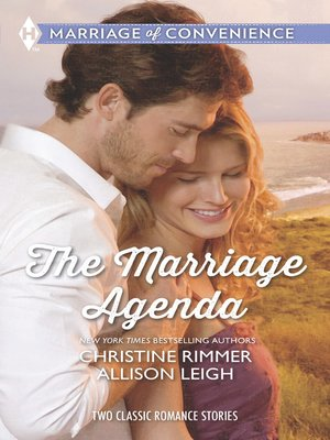 cover image of The Marriage Agenda: The Marriage Conspiracy\The Billionaire's Baby Plan