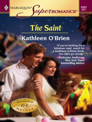 cover image of The Saint