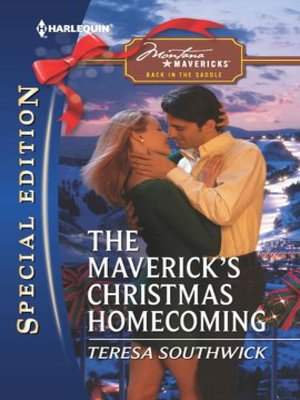 cover image of The Maverick's Christmas Homecoming