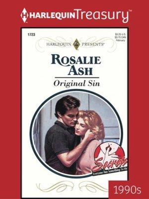 cover image of Original Sin