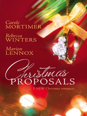 cover image of Christmas Proposals