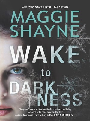 cover image of Wake to Darkness