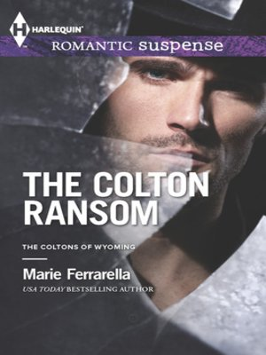 cover image of The Colton Ransom