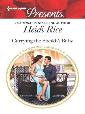 cover image of Carrying the Sheikh's Baby