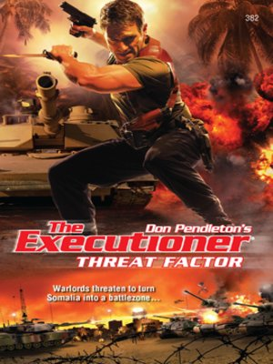 cover image of Threat Factor