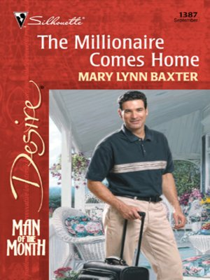 cover image of The Millionaire Comes Home