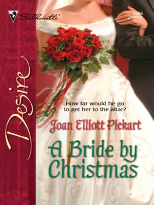 cover image of A Bride by Christmas