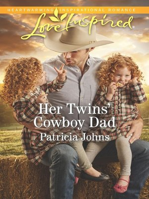 cover image of Her Twins' Cowboy Dad