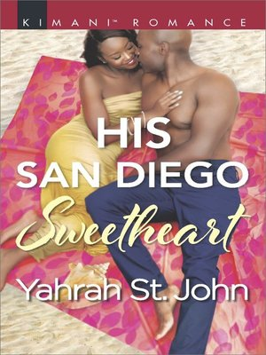 cover image of His San Diego Sweetheart