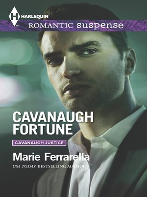 cover image of Cavanaugh Fortune