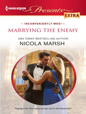cover image of Marrying the Enemy