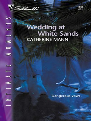 cover image of Wedding At White Sands