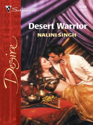 cover image of Desert Warrior
