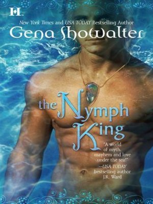 cover image of The Nymph King