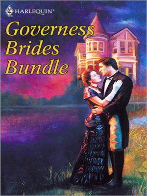 cover image of Governess Brides Bundle