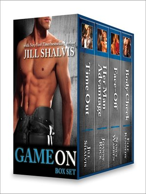 cover image of Game On Box Set: Time Out\Her Man Advantage\Face-Off\Body Check