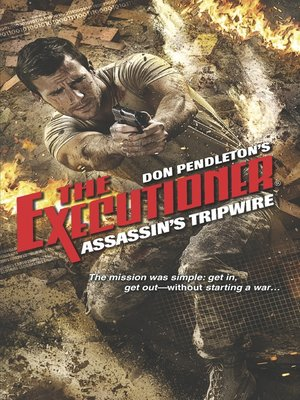 cover image of Assassin's Tripwire