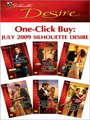 cover image of One-Click Buy: July 2009 Silhouette Desire