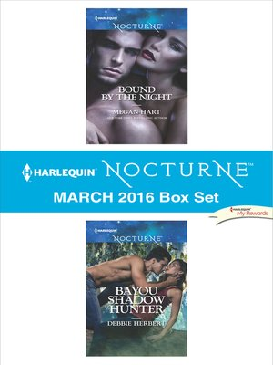 cover image of Harlequin Nocturne March 2016  Box Set