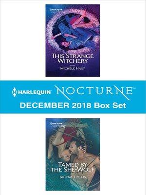 cover image of Harlequin Nocturne December 2018 Box Set