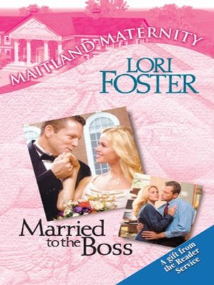 cover image of Married To The Boss