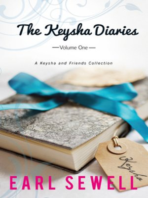 cover image of The Keysha Diaries, Volume One