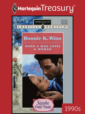 cover image of When A Man Loves A Woman