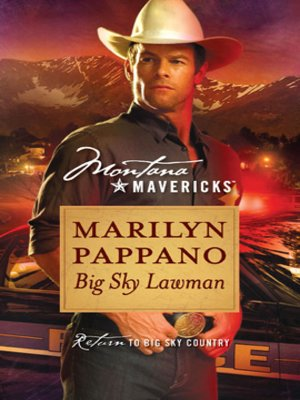 cover image of Big Sky Lawman