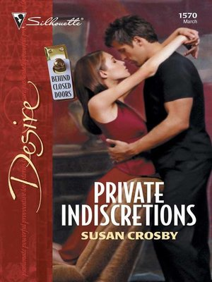 cover image of Private Indiscretions