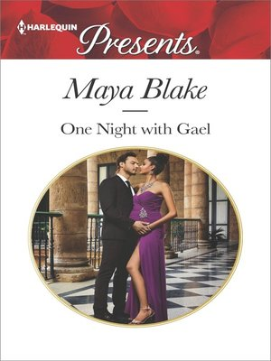 cover image of One Night with Gael