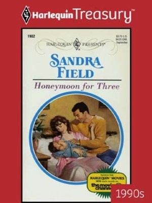 cover image of Honeymoon For Three