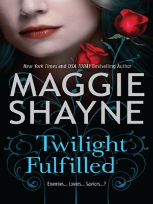 cover image of Twilight Fulfilled