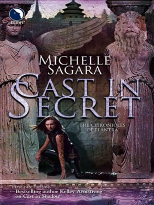 cover image of Cast in Secret