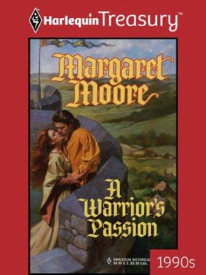 cover image of A Warrior's Passion