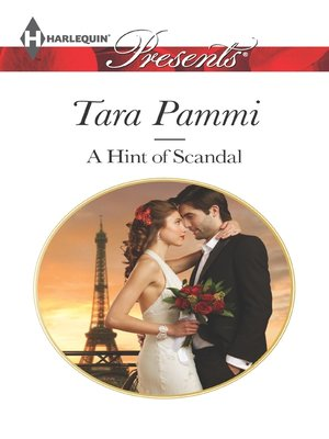 cover image of A Hint of Scandal
