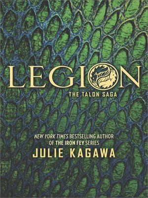 cover image of Legion