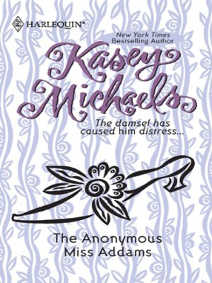 cover image of The Anonymous Miss Addams
