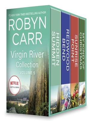 cover image of Virgin River Collection, Books 15-18