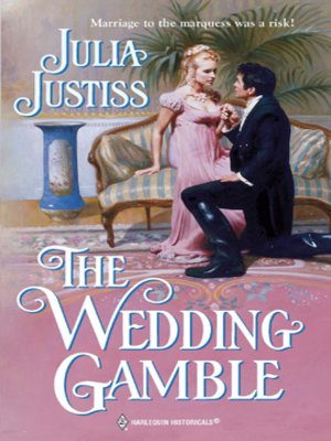 cover image of The Wedding Gamble