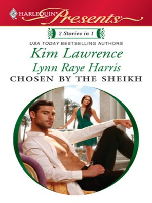cover image of Chosen by the Sheikh