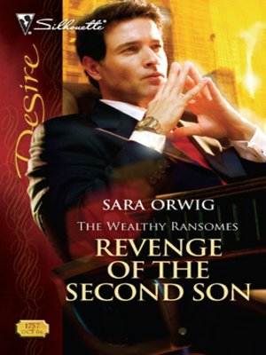 cover image of Revenge Of The Second Son
