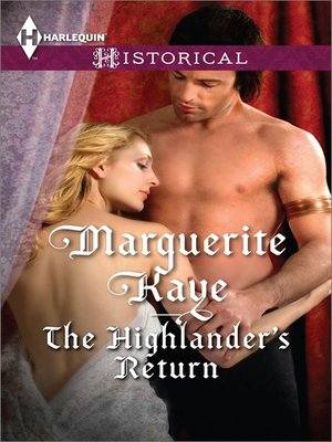 cover image of The Highlander's Return