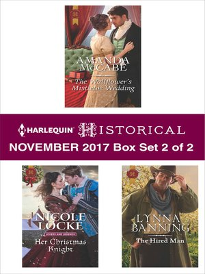 cover image of Harlequin Historical November 2017--Box Set 2 of 2