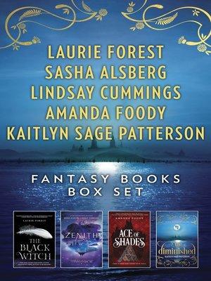 cover image of Fantasy Books Box Set