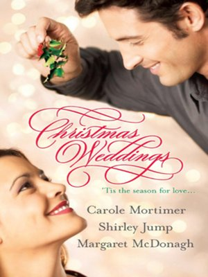 cover image of Christmas Weddings